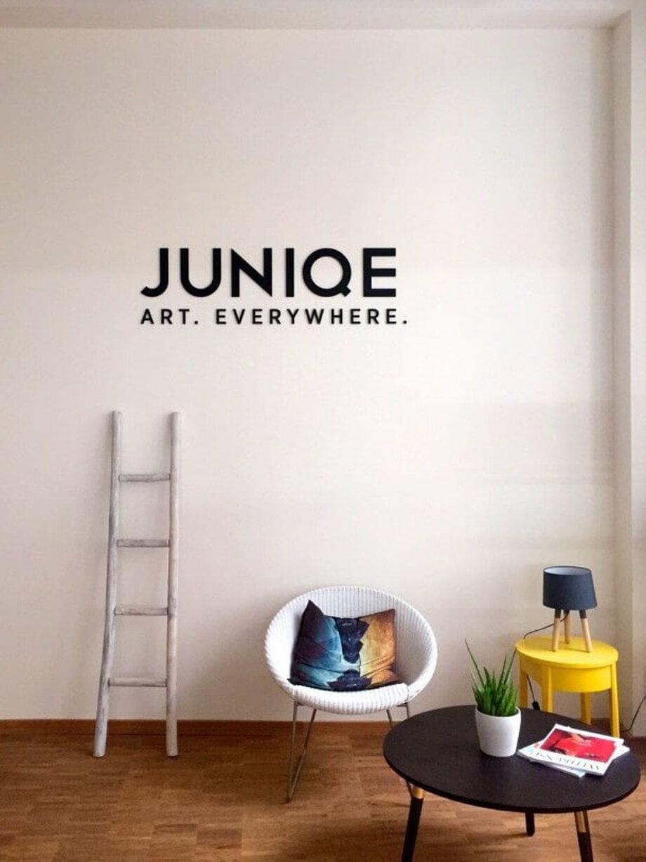 Art. Everywhere.   Mein Praktikum bei JUNIQE   Hamburg Media School