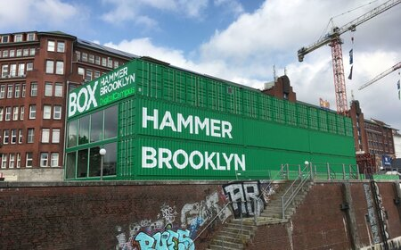 Hammerbrooklyn Container